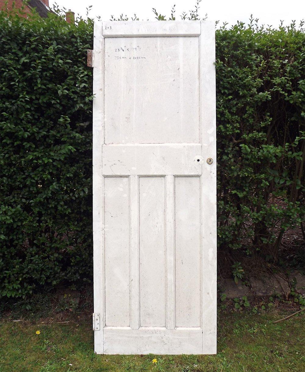 Tudor Reclamation and antiques Shrewsbury - 1930's door