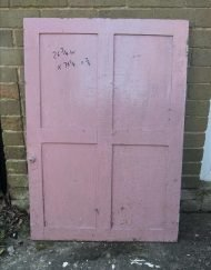 Tudor Reclamation and antiques Shrewsbury - Victorian cupboard door
