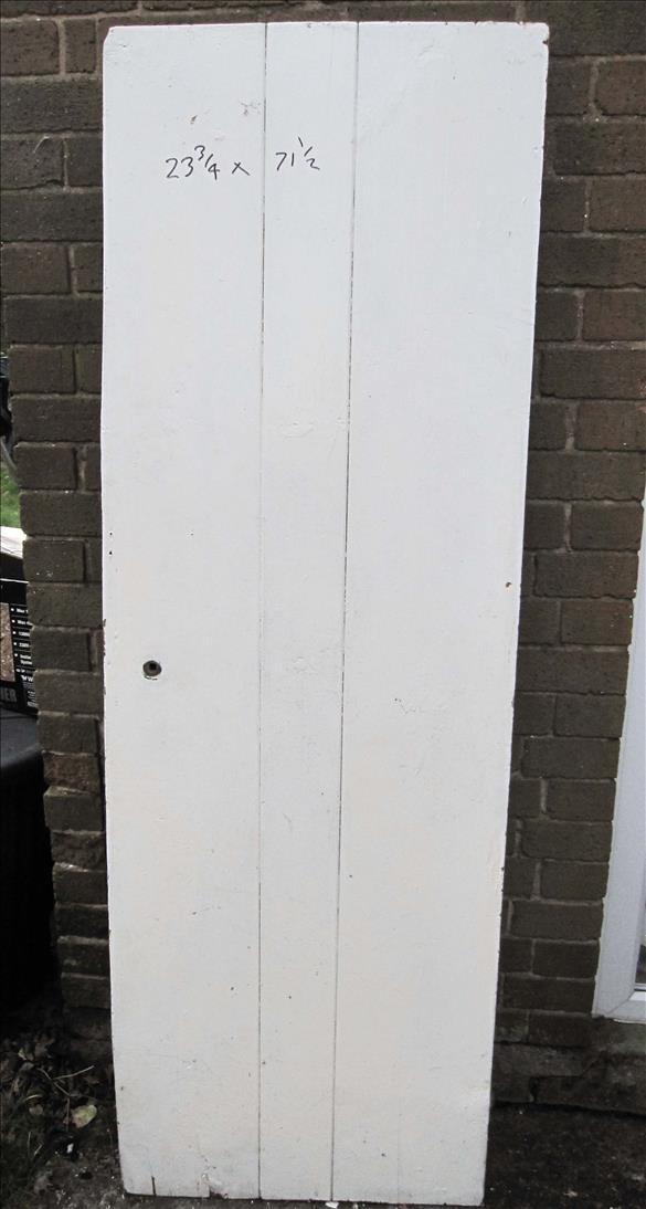 Tudor Reclamation and antiques Shrewsbury - Interior ledged and braced door