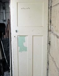 Tudor Reclamation and antiques Shrewsbury - 1930's door