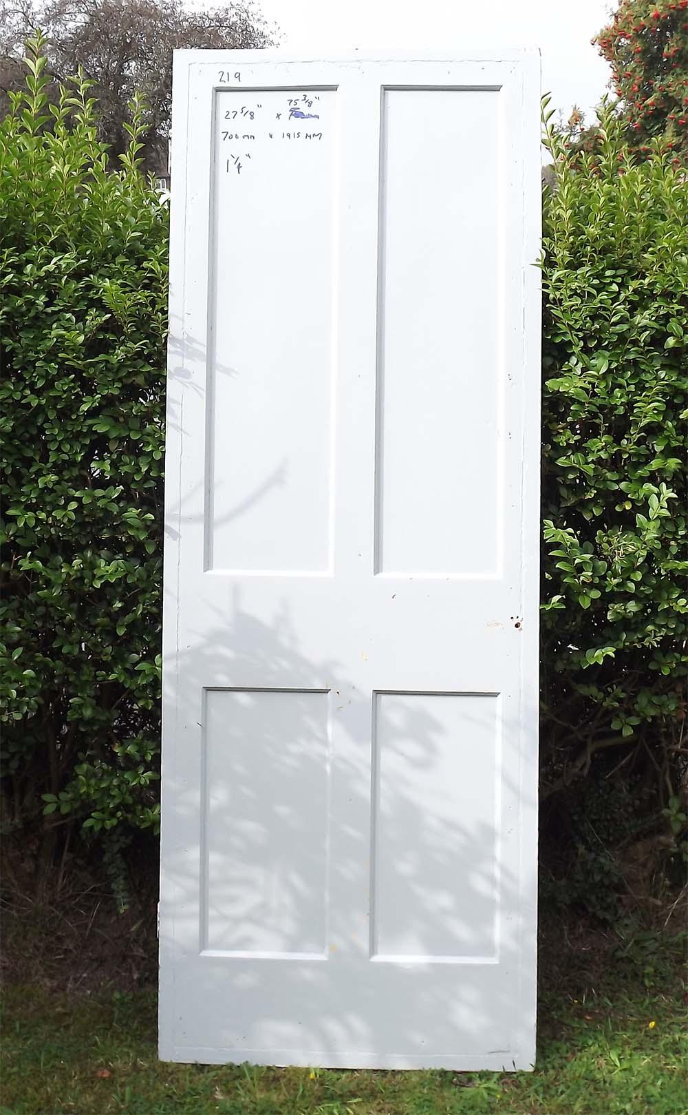 Tudor Reclamation and antiques Shropshire - Victorian Door