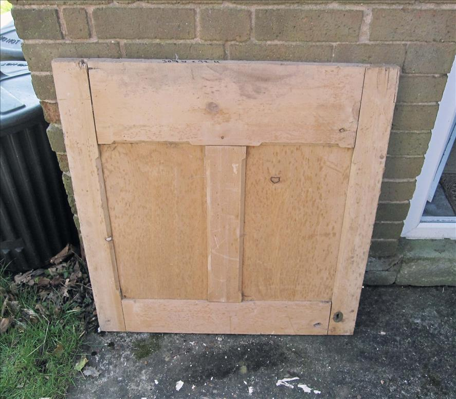 Tudor Reclamation and antiques Shropshire - Victorian cupboard door