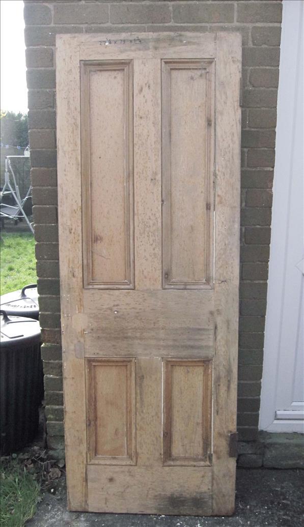 Tudor Reclamation and antiques Shrewsbury - Victorian Door