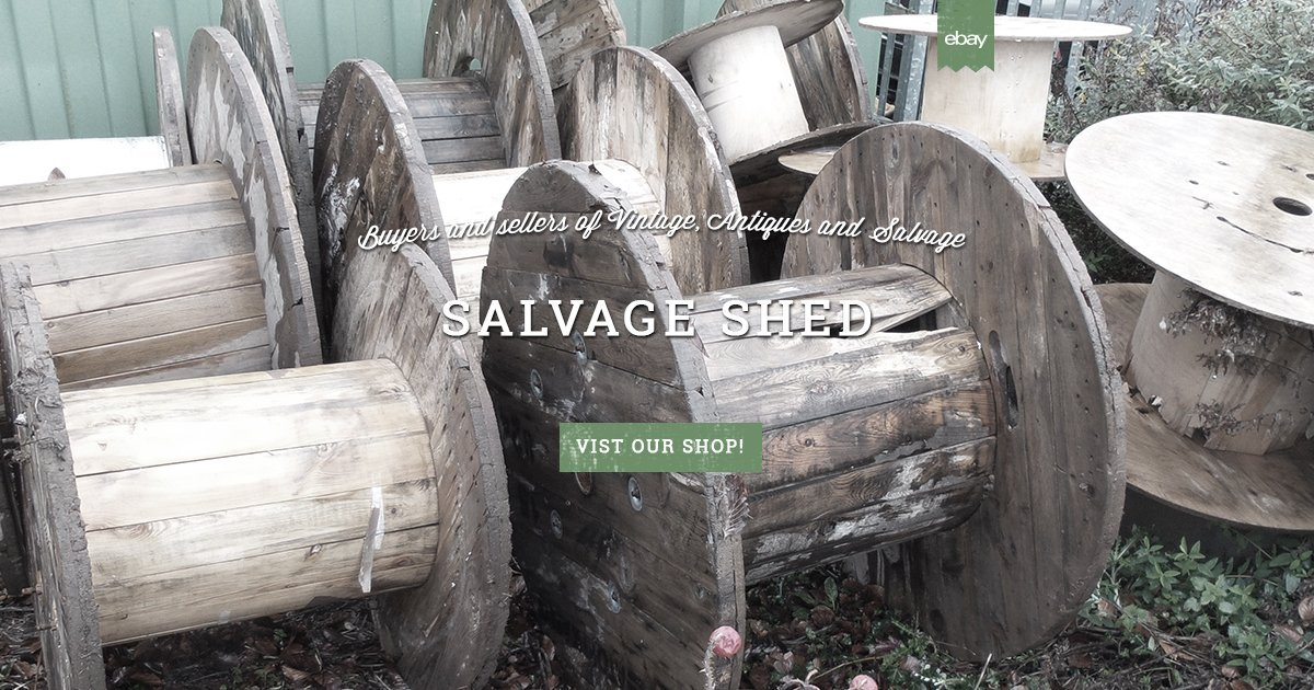 A Shop. Selling in Retro, Vintage, Antiques, Salvage, Interior Design Reclamation, Architectural, Recycling, Upcycling, Shabby chic, the new and the used