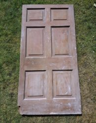 6 Panel Internal Georgian Door (W-91.5 x H-184.5cm)